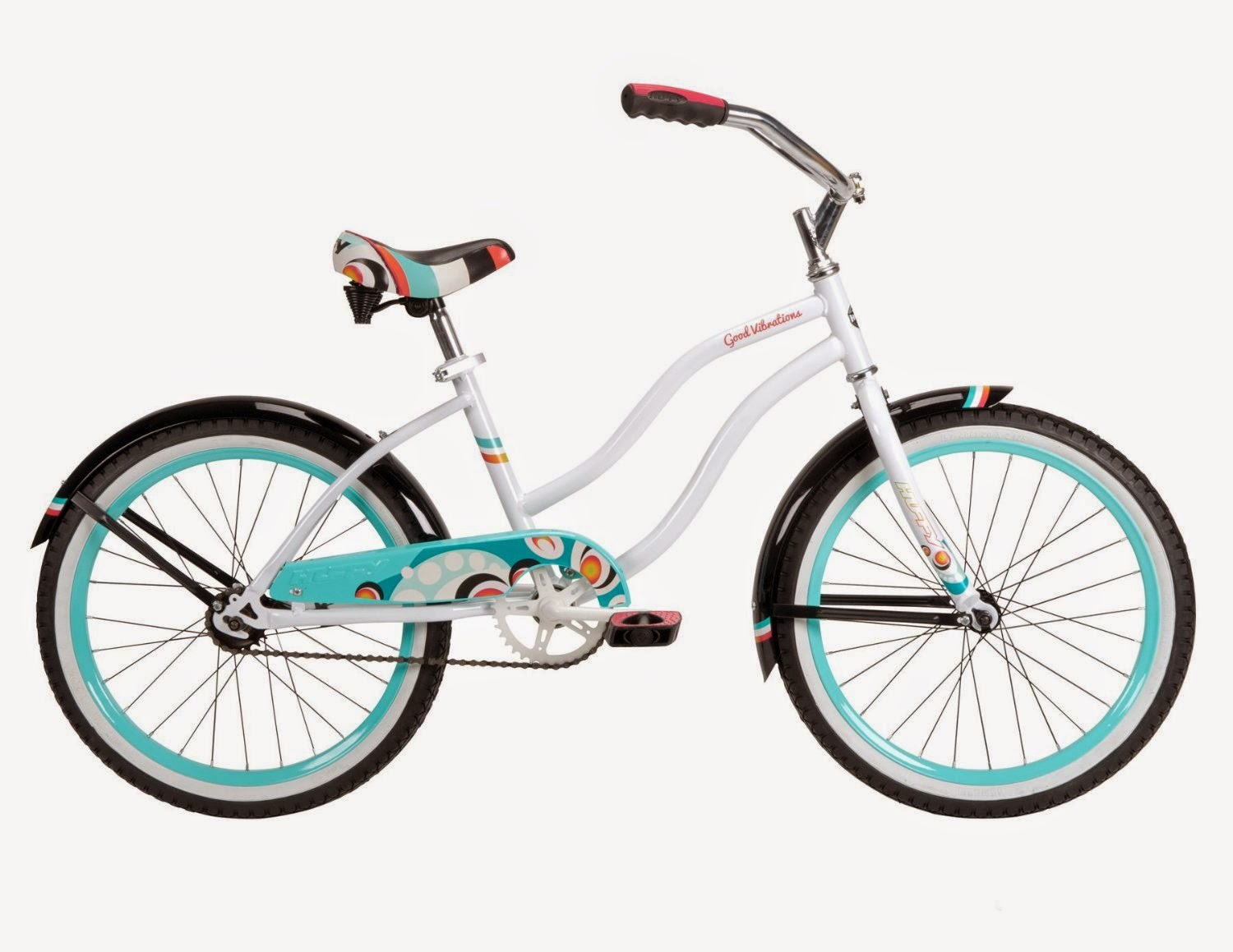 Exercise Bike Zone Huffy Bicycle 23555 Girls 20 Inch Good