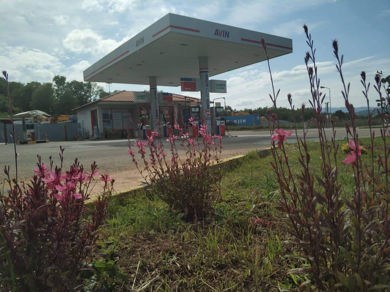 Εγκαίνια πρατηρίου υγρών καυσίμων στην Μεγ. Παναγία