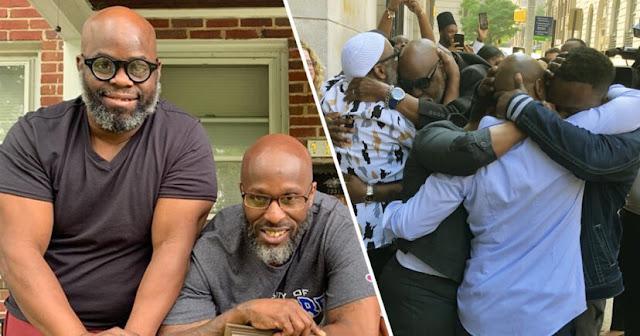 (Видео) Братья получат $3,8 млн за то, что просидели в тюрьме 24 года