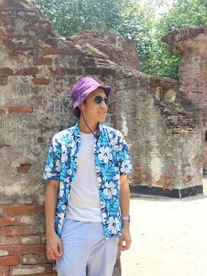 Blogger Eksis ikut wisata sejarah