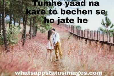 Heart Touching Status Hindi Line
