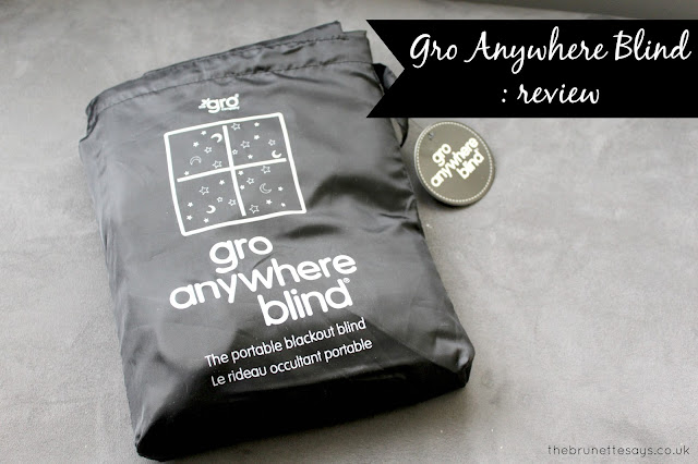 gro, blackout blind, toddler sleeping, gro company