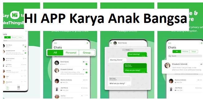 Aplikasi Hi App Siap Meluncur - MasBasyir.Com