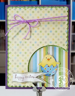 Peekaboo Card - File Available