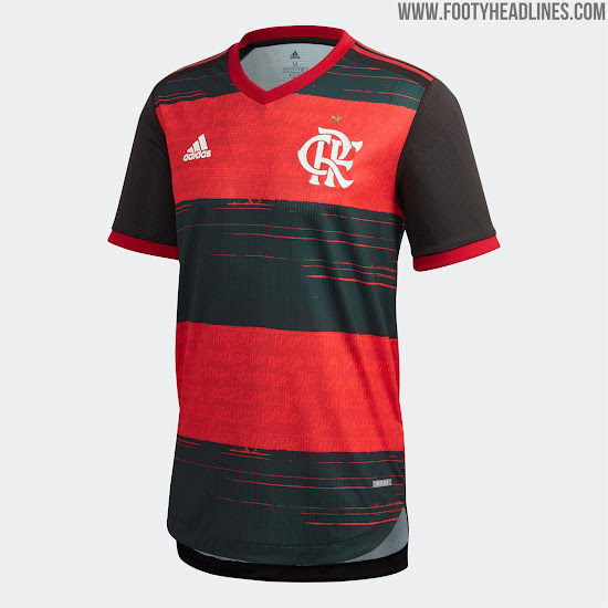 Adidas Flamengo 2020-21 Home, Away & Third Kits Leaked - Footy ...