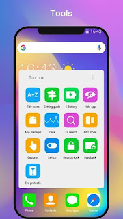 ii Launcher for Phone X & Phone 8 Prime v4.0 Paid APK is Here!
