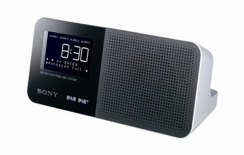cool gadget review sony dab radio. Black Bedroom Furniture Sets. Home Design Ideas