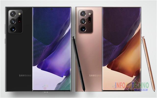 Samsung Galaxy Note 20 Ultra Full Spesifikasi & Harga Terbaru