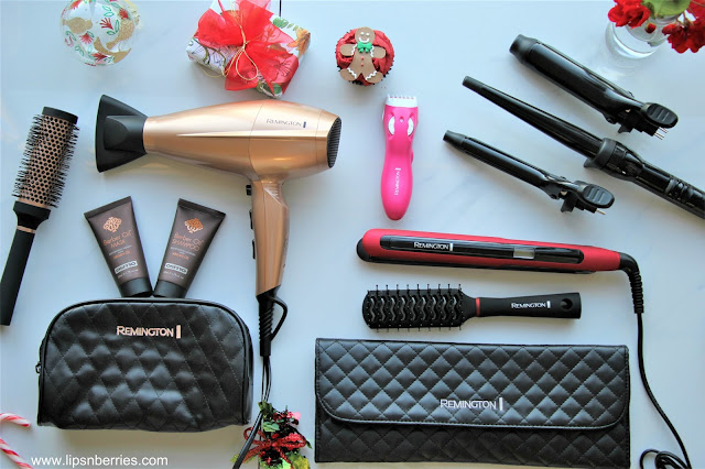 Remington Straightener curler dryer trimmer review