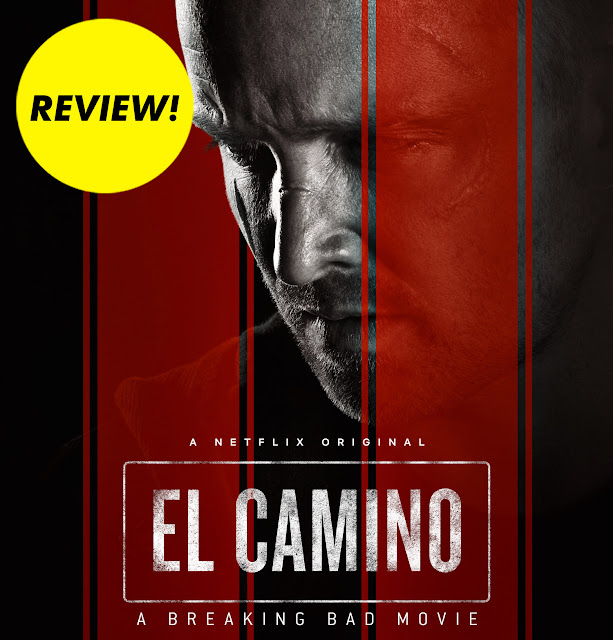 El Camino Breaking Bad film recensione