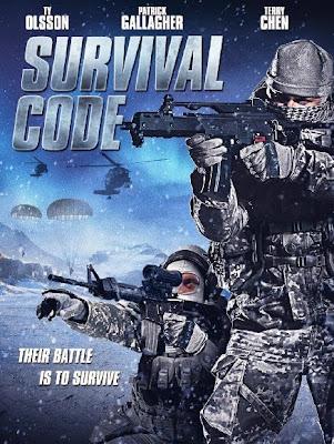 Survival Code – DVDRip AVI e RMVB Legendado