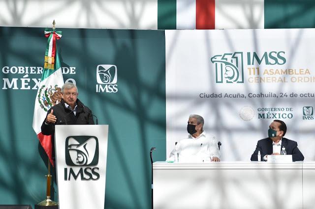 El reto del IMSS es tener finanzas sanas y servicios de calidad y calidez: Concanaco Servytur