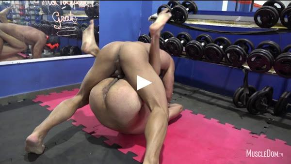 #MuscleDom - Rough wrestling