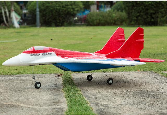 Máy bay điều khiển từ xa cánh bằng chiến đâu Mig 29_3