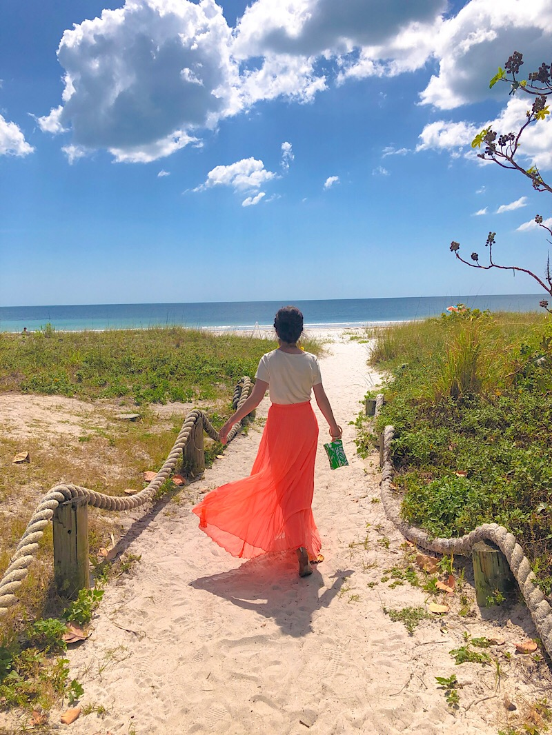 Seaside Seabird Sanctuary Indian Shores Florida Fashion Blogger