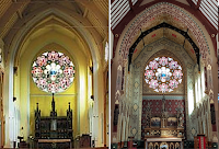The Restoration of E.W. Pugin's Hoxton Church