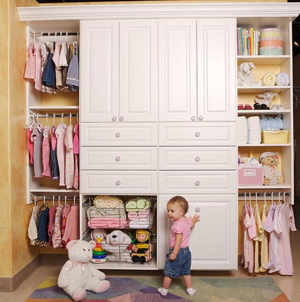 Baby Closet Organizer: I Heart Pears: Organization Ideas For Baby Closets