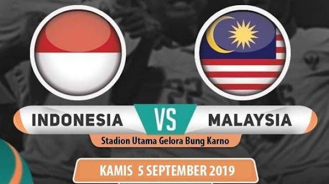 Prediksi Indonesia Vs Malaysia Kualifikasi Piala Dunia 2022