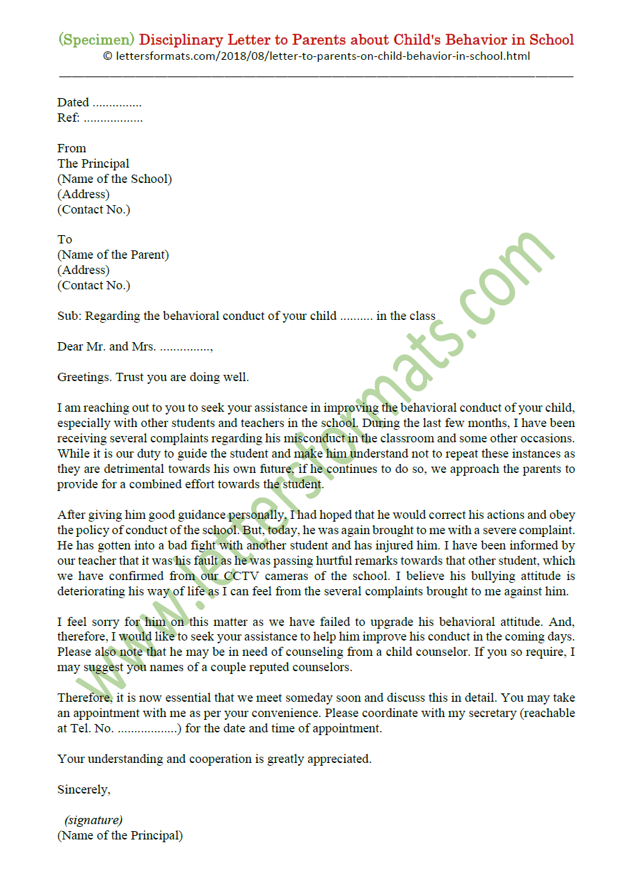 Reprimand Letter For Inappropriate Behavior from 1.bp.blogspot.com