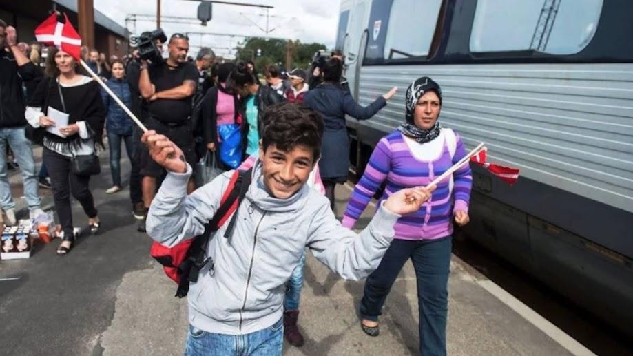 Η Δανία διώχνει όλους τους πρόσφυγες από τη χώρα τους!