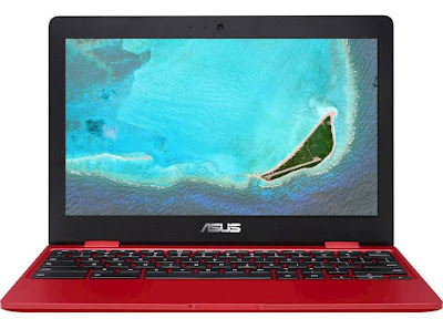"ASUS 11.6"" Chromebook - Model: C223NADH02RD  | Laptop under $250"