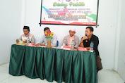 Gelar Dialog Publik Ditengah Pandemi, INDEK DOMPU Taati Protocol Kesehatan