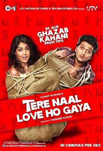 Tere Naal Love Ho Gaya 2012 Hindi 480p 400MB HDRip MKV