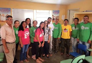 Capacitação acerca do coronavírus é realizada com as equipes de vigilância ambiental do município de Picuí