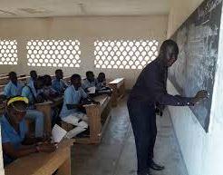 Grille salariale des enseignements du secondaire au Cameroun