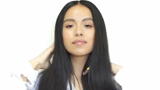 Start by having clean dry hair