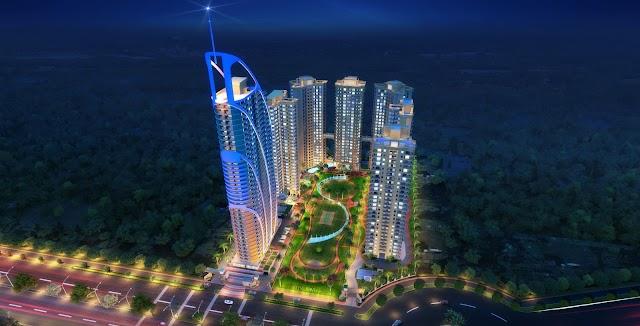 Burj Noida unveiling the sphere of splendor and luxury