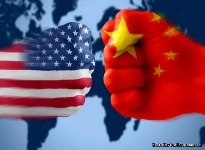 Perang Ekonomi AS-China