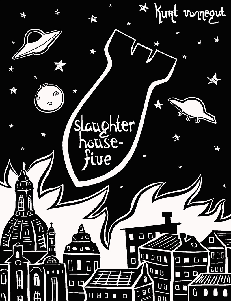 a literary analysis of the slaughter house five by kurt vonnegut