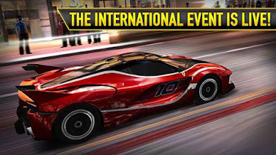 Download Game CSR Racing v3.1.0 MOD APK+DATA