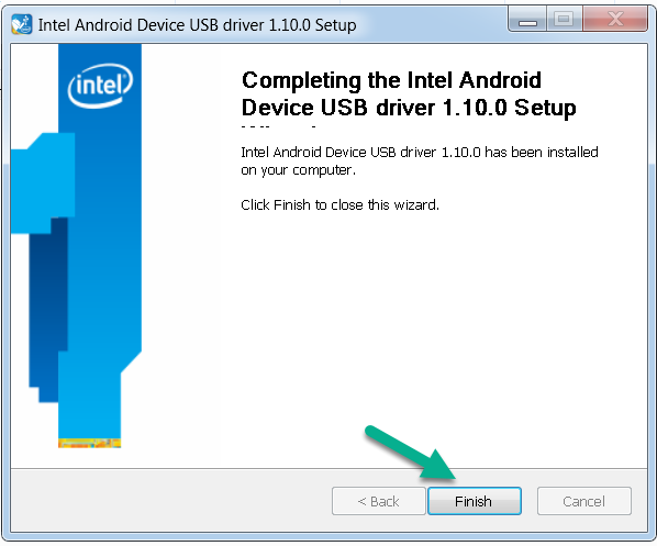 Complete Installing Intel Driver