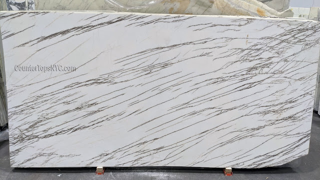 White Marble Slab NYC