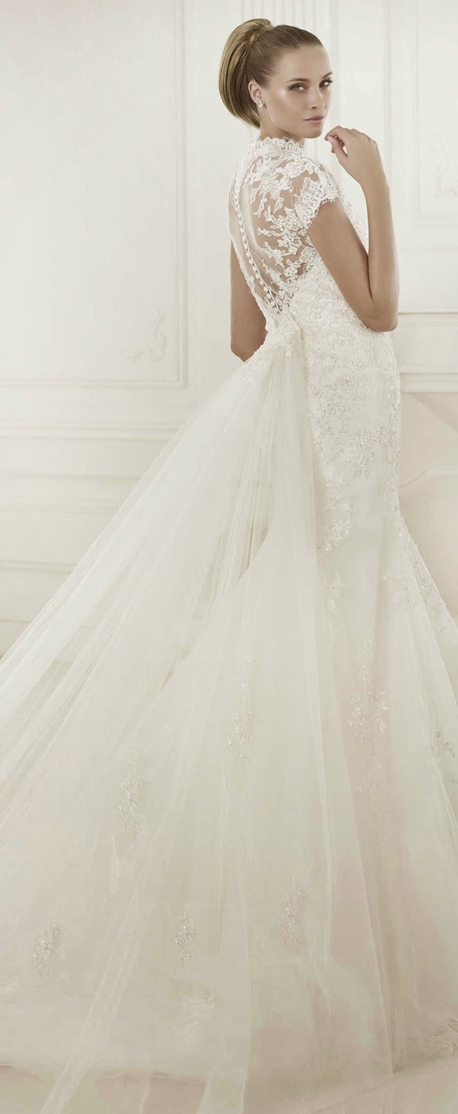 Pronovias 2015 Bridal Collections - Part 2 - Belle The Magazine