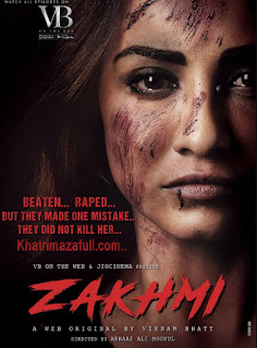 ZAKHMI 2018 Hindi S01 All Episodes HDRip 720p | 480p [Complete]