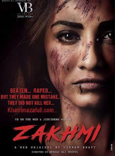 ZAKHMI 2018 Hindi S01 All Episodes HDRip 720p   480p [Complete]