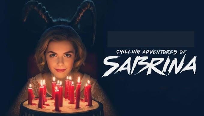 El Mundo Oculto De Sabrina Temporada 4, 3 , 2 y 1 en Español Latino - Ingles HD  (2020)
