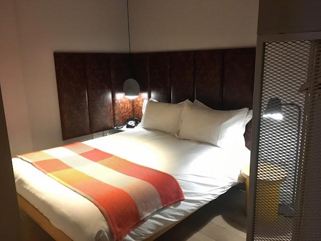 Eden Locke - double bed in a standard studio room