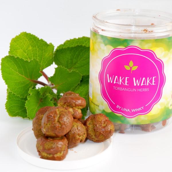 Wake Wake Soes yang Renyah Untuk Sahabat Menyusui
