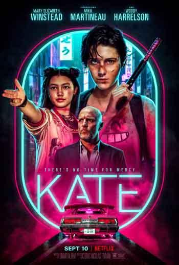 Kate 2021 480p 300MB BRRip Dual Audio [Hindi - English] MKV