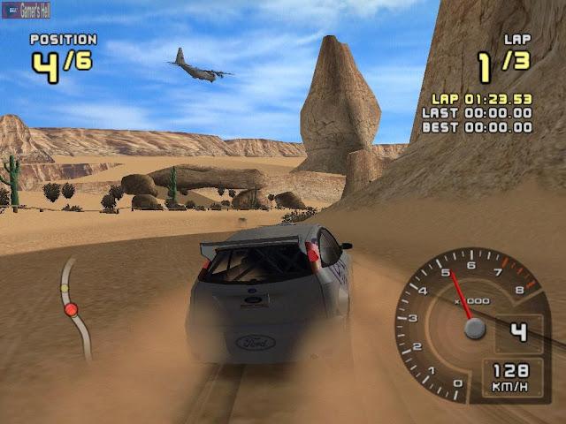 Ford Racing 2 Español PC Full ISO
