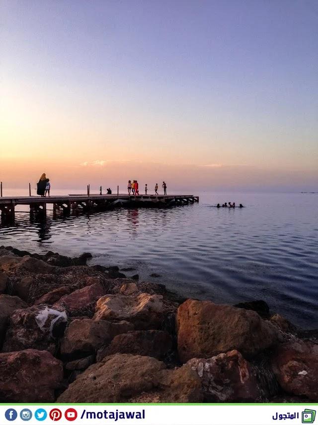 الشواطئ المذهلة في تونس