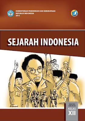 Download Buku Sejarah Indonesia SMA Kelas 12 Kurikulum 2013