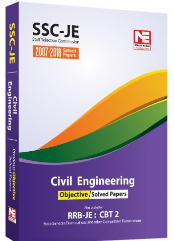 SSC JE Civil Engineering Solved Papers eBook PDF Download
