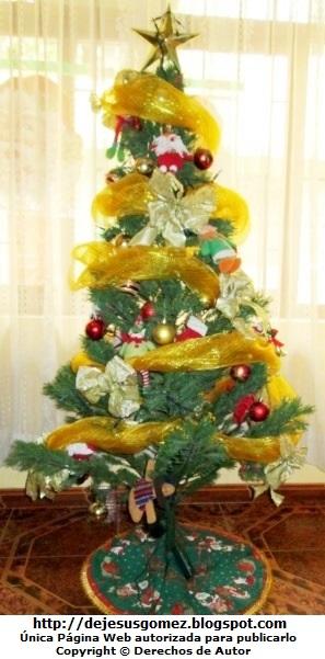 Foto del Árbol de Navidad casero de Jesus Gómez