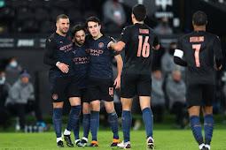 Piala FA : Manchester City mulus ke 8 besar catatkan rekor kemenangan beruntun