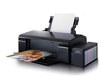 Epson L800, L805 and L1800 Ink Code
